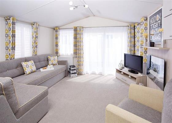 Alder Executive Lodge VIP at Woodland Lakes Lodges, Thirsk