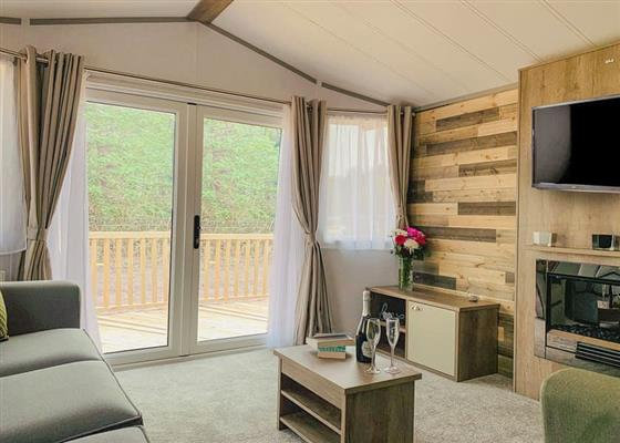 Alford Spa at Kenwick Woods Lodges, Louth