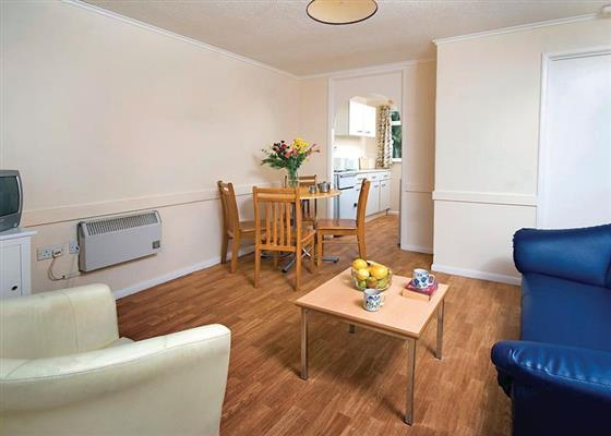 Anderby Chalet at Summerfields, Great Yarmouth