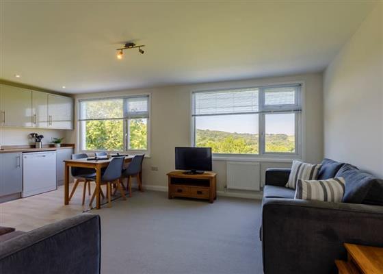 Apartment 1 at Royale Resorts at Romansleigh Retreat, South Molton