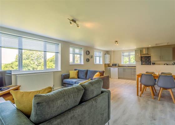 Apartment 2 at Royale Resorts at Romansleigh Retreat, South Molton