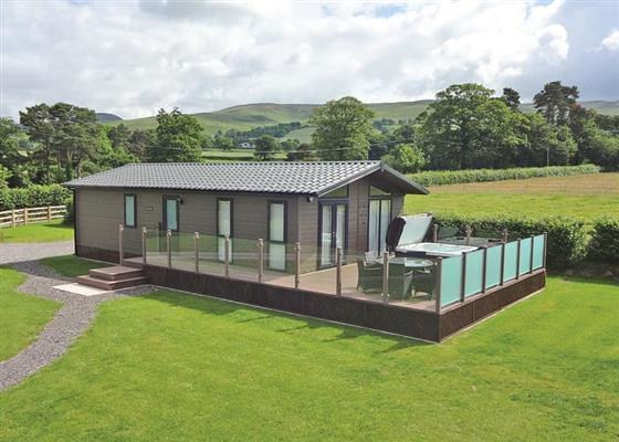 Arthur Lodge at Mudo Mynydd Lodges, Denbigh