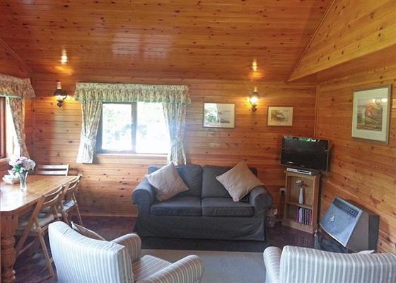 Ash Lodge at Garnffrwd Park, Llanelli