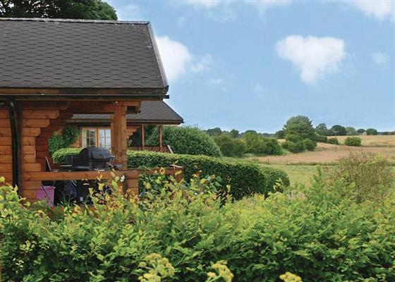 Ash Lodge at Home Farm, York