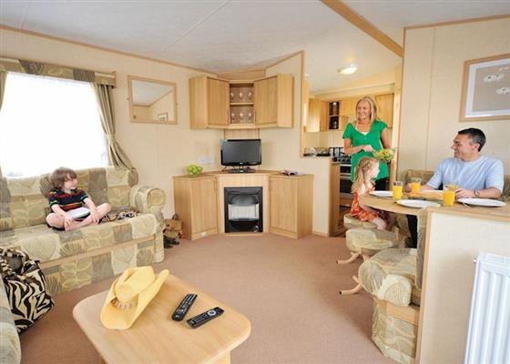 Ashton Caravan at Mullion, Helston