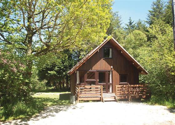 Ashwater Lodge at Eastcott Lodges, Holsworthy