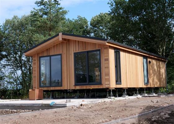 Askham Retreat at Askham Lodges at Flusco Wood, Penrith