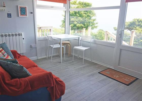 Avon Chalet at Coast View Holiday Park, Teignmouth