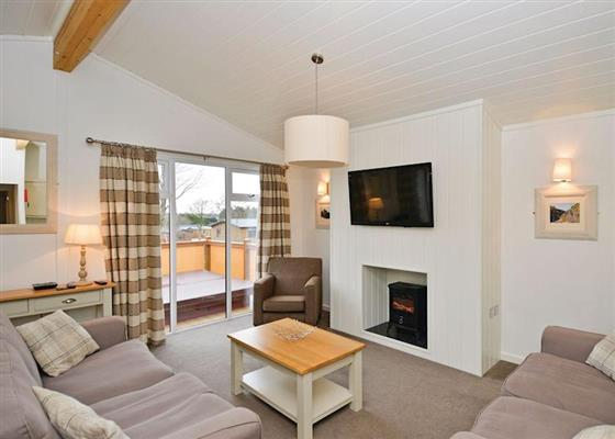 Axbridge Lodge Premier at Cheddar Woods, Cheddar