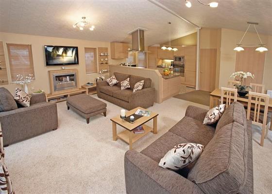 Bainbridge Lodge at Skipsea Sands, Driffield
