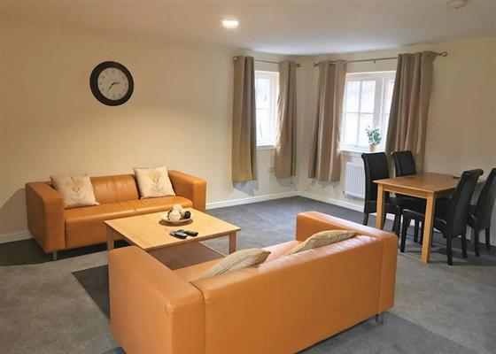 Balmaha (sleeps 4) at Balmaha Lodges, Glasgow