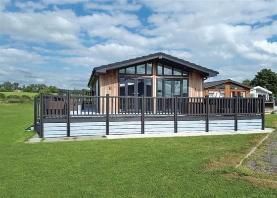 Barlings Retreat Lodge at Barlings Country Park, Lincoln