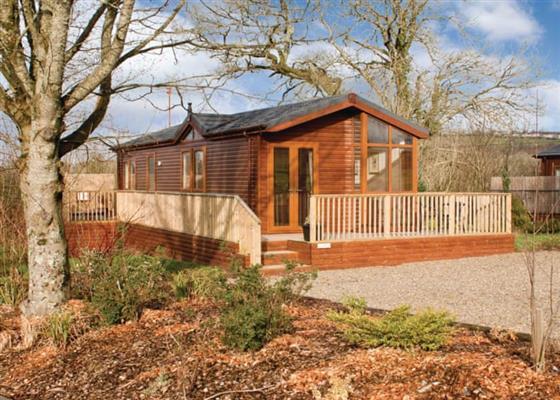 Bay Tree Lodge 3 at Herons Brook Retreat Lodges, Narberth