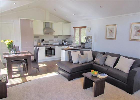 Bay Tree Lodge at Herons Brook Lodges, Narberth