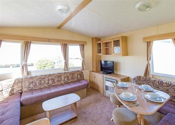 Beachside Lapwing Deluxe at Beachside Holiday Park, Bideford