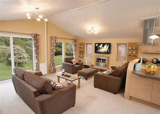 Bedruthan Lodge at White Acres, Newquay