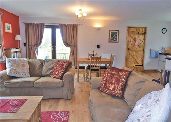 Bleddfa Lodge at Lower Fishpools Lodges, Knighton