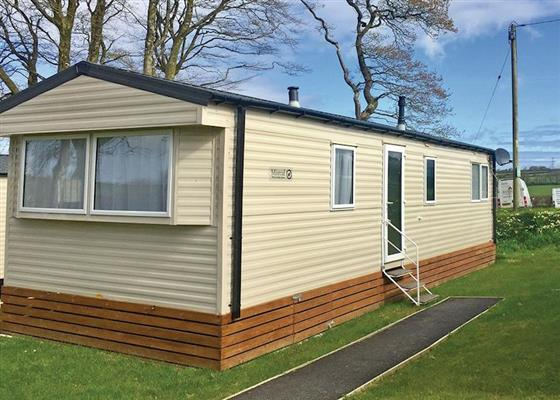 Bodmin 2 at Juliots Well Holiday Park, Camelford