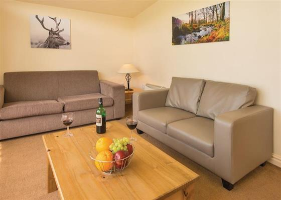 Borrowdale Chalet at Solway Holiday Village, Wigton