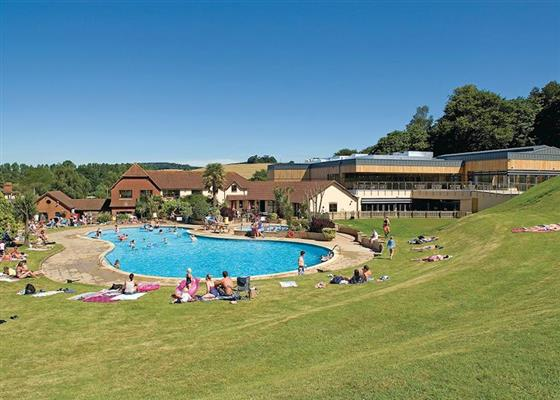 Bovey WF at Cofton Holidays, Exeter