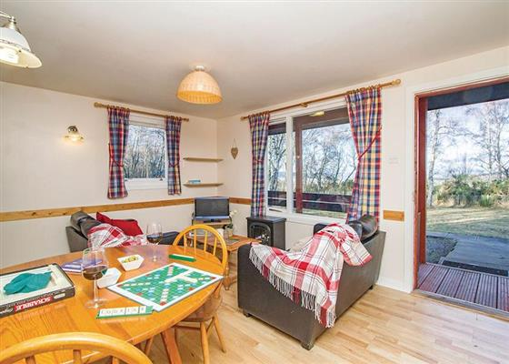 Bracken 2 at Kiltarlity Lodges, Beauly