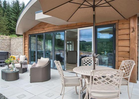 Bradbury Chalet at Straker Lodges, Hexham