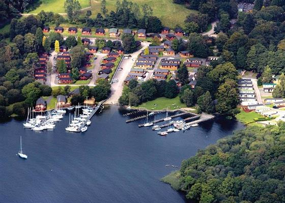 Brantwood at White Cross Bay, Windermere