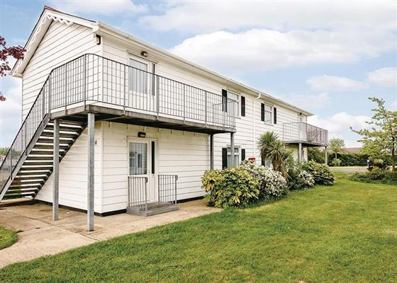 Breydon Suite at Vauxhall Holiday Park, Great Yarmouth
