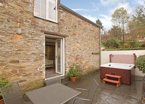 Bridle Cottage at Kilminorth Cottages, East Looe