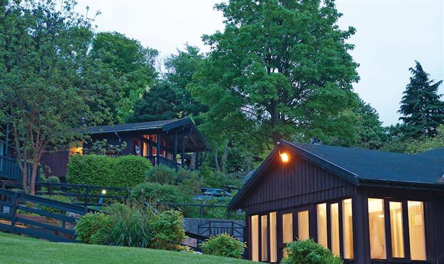 Brockwood Hall Lodges