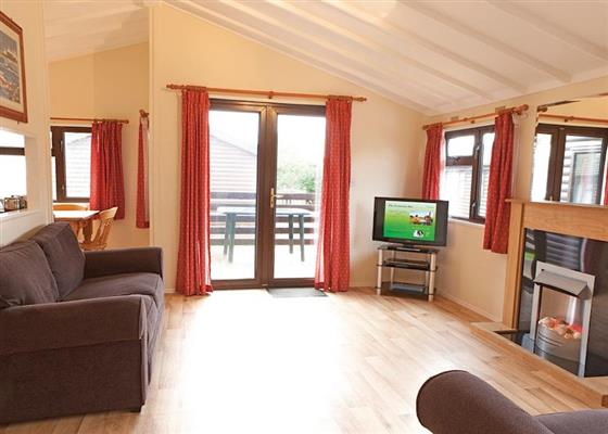 Bronze Lodge 4 at Searles Leisure Resort, Hunstanton