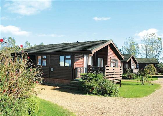 Bronze Lodge 6 at Searles Leisure Resort, Hunstanton