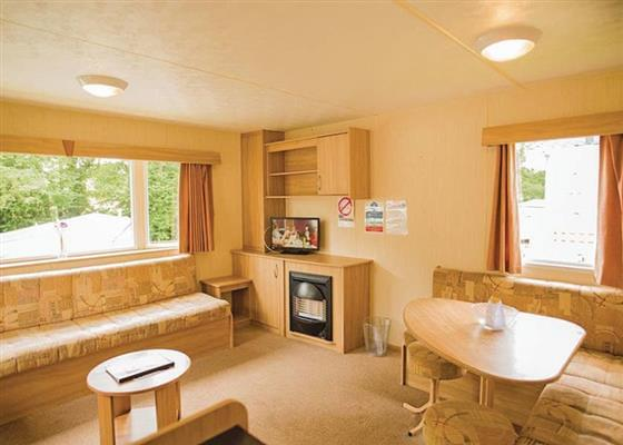 Bronze Plus 2 (Pet) at Liskey Hill Holiday Park, Perranporth