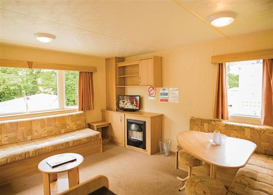 Bronze Plus 2 (Pet) at Parc Farm Holiday Park, Mold