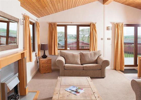 Bure Lodge at Vauxhall Holiday Park, Great Yarmouth