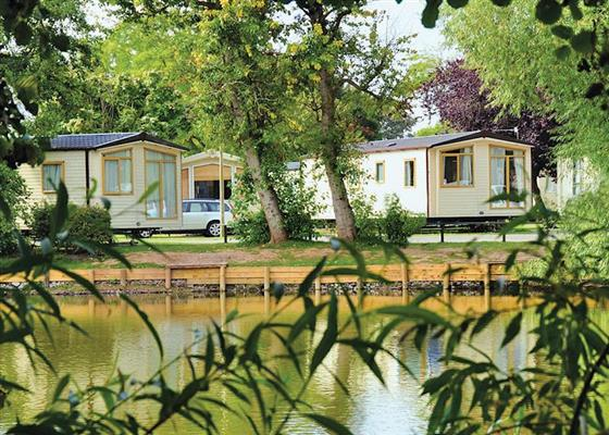 Burnham Silver 8 at Lakeside Holiday Park, Burnham-on-Sea