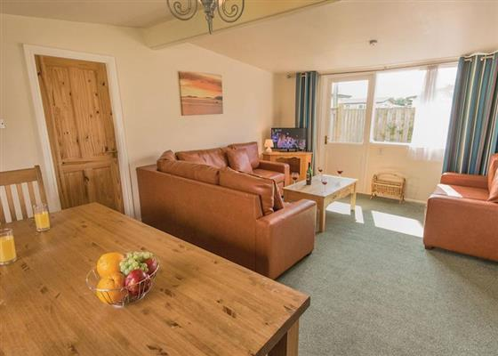 Buttermere Chalet Plus at Solway Holiday Village, Wigton