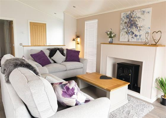 Caerley Lodge at Fishguard Bay Resort, Newport