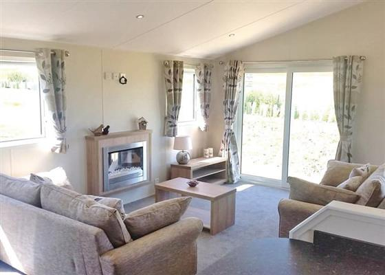 Carlyon Lodge at Newquay Holiday Park, Newquay