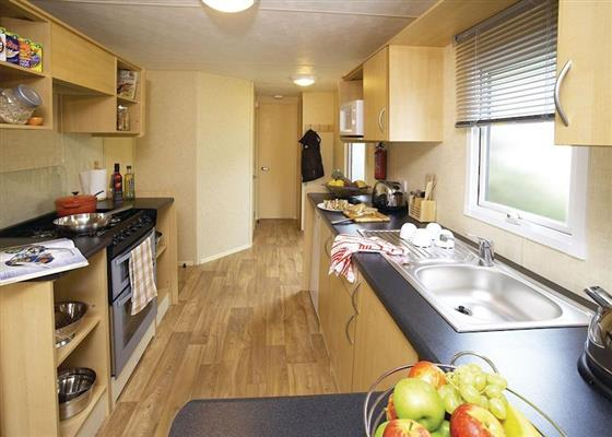 Carrington Caravan 8 at Tattershall Lakes Country Park, Lincoln
