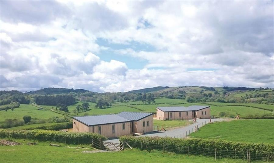 Castlepren Lodges