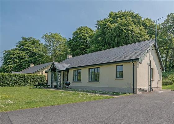 Cathcart's Lodge at Belle Isle Estate, Enniskillen