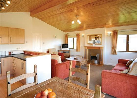 Cedar Lodge 3 at St Minver, Wadebridge