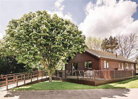 Cedar Lodge at Great Hatfield Lodges, Hull