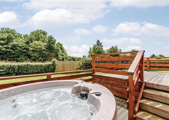 Chestnut Lodge at Beaconsfield Park, Shrewsbury