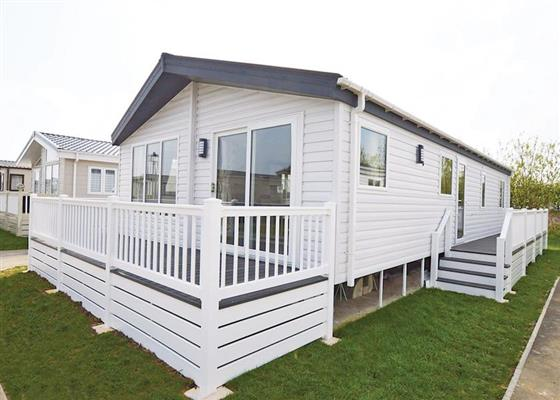 Chichester Platinum Lodge 3 at Chichester Lakeside Holiday Park, Chichester