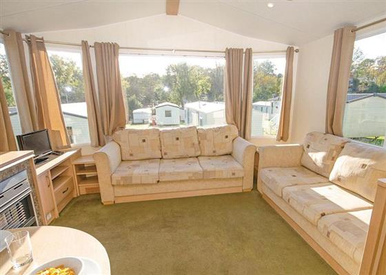 Chichester Silver Plus 3 at Chichester Lakeside Holiday Park, Chichester