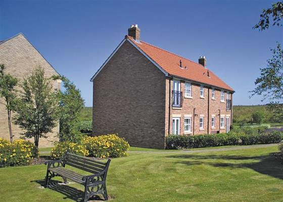 Classic Apartment 1 at The Bay, Filey