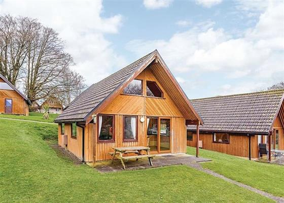 Classic Chalet 3 at Hengar Manor Country Park, Bodmin