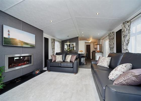 Classic Holiday Home (Newest) at Finlake Holiday Resort, Newton Abbot